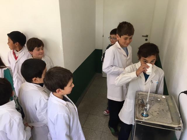Agua en Escuelas Rurales