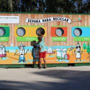 Reciclado junto a Eidico en Costa Esmeralda