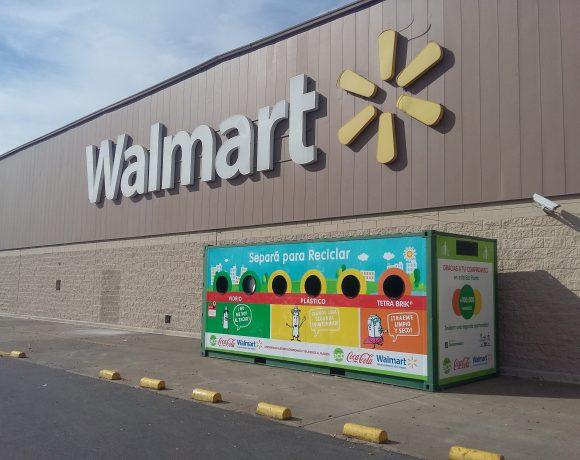 Walmart y Coca-Cola reciclan