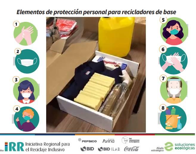 Iniciativa Regional para el reciclaje en Paraguay