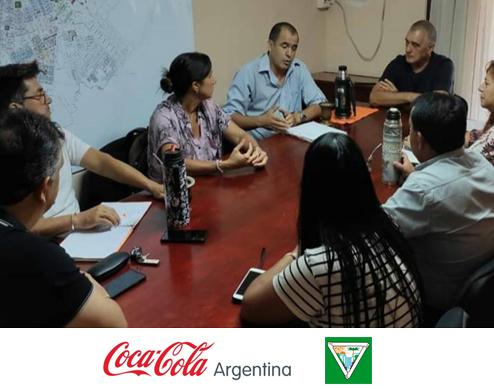 Convenio de Colaboración de Economía circular en Puerto Iguazú
